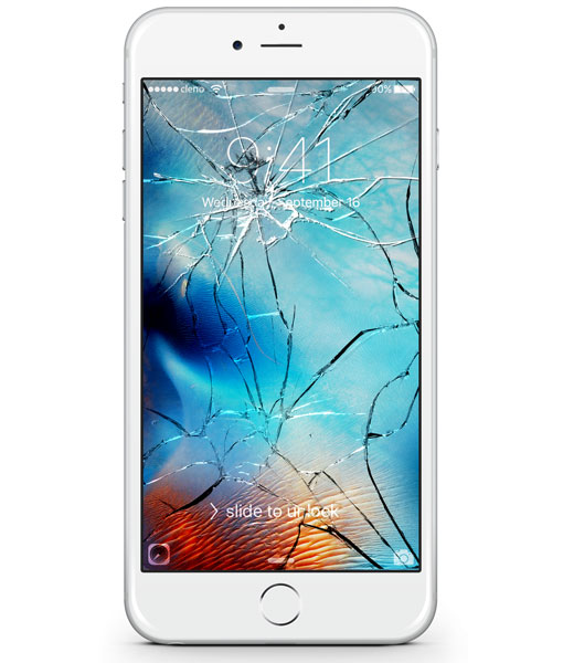 iPhone 6Plus Display Reparatur